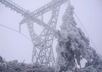 湖南华润电力公司冰灾案报损2.82亿元,定损1.0