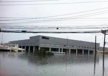 普宁某印染公司水灾案报损1600万元,定损560万元